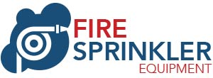 fire sprinkler equipment logo