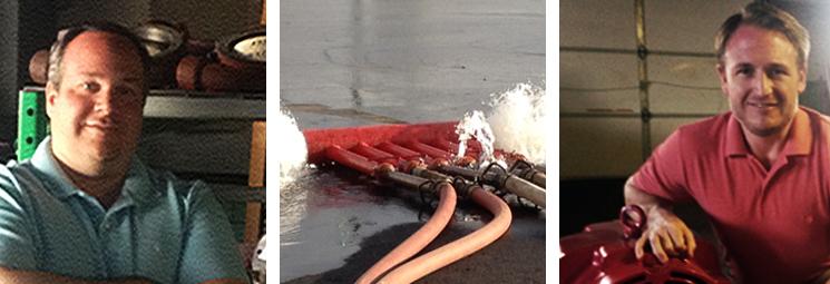 bill and will of claypool pump