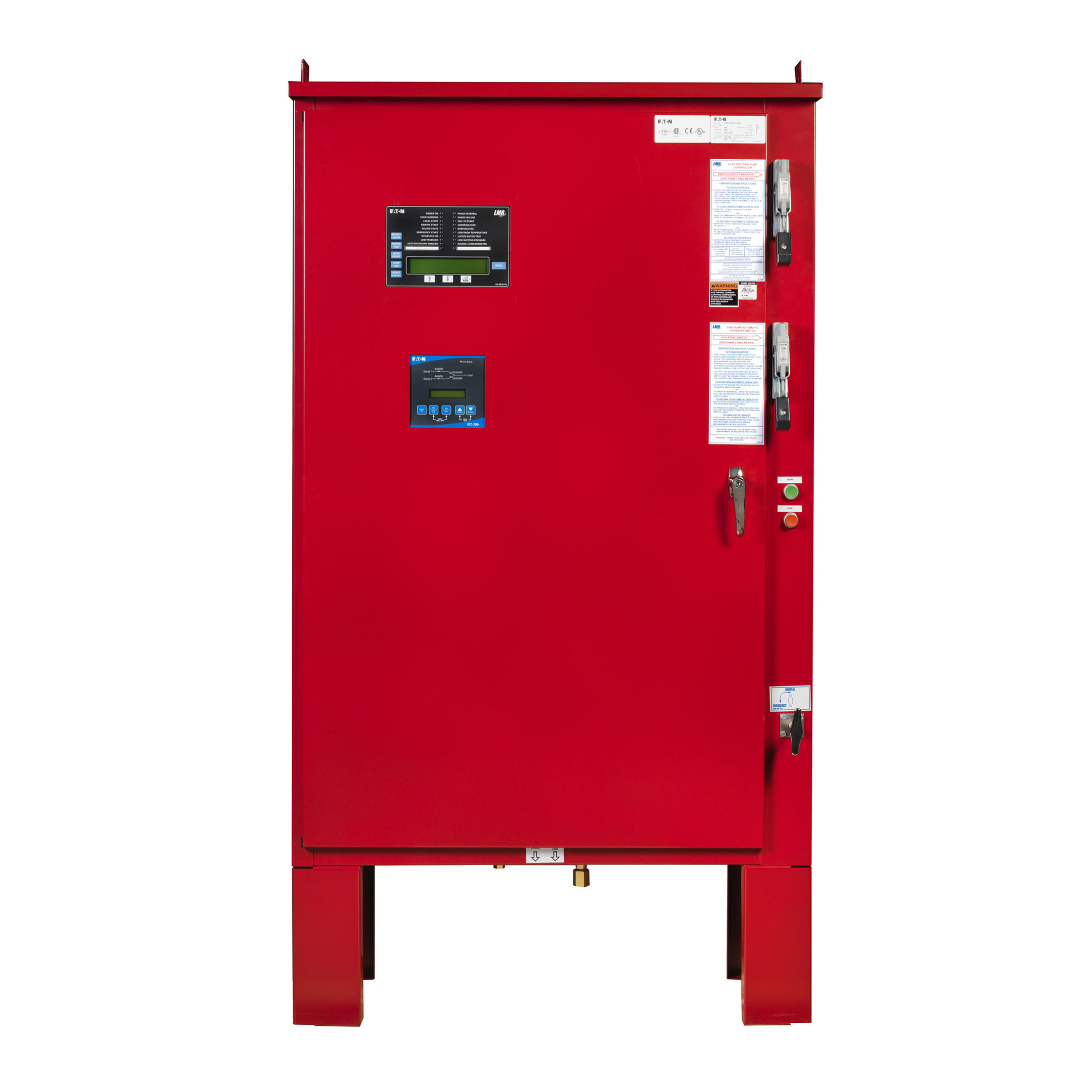 Syncroflo Fire Pumps and Fire Pump Controllers