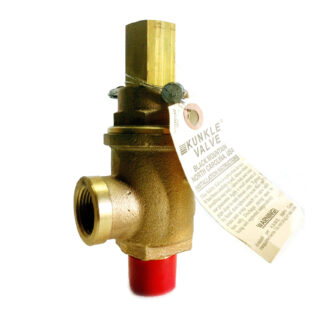 Case, Jockey & Air Relief Valves